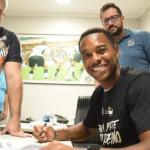 El Santos rescinde el contrato a Robinho… ¡Antes de debutar!. Foto: MundoDeportivo