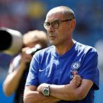 Maurizio Sarri, entrenador del Chelsea FC / Premier League