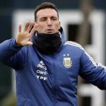 """Otra baja importante en la Selección de Argentina """"Foto: Marca"""""""