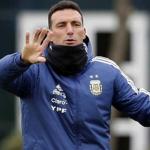 """Una noticia buena y otra mala para la Selección Argentina """"Foto: Olé"""""""