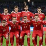 Selección rusa. Foto: ncmedia.ru