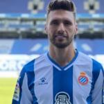 "Sergi Gómez ya es nuevo jugador del RCD Espanyol ""Foto: Twitter"""