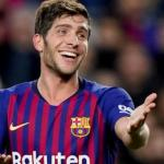 """Fichajes Barcelona: Sergi Roberto aparece como el plan B del Inter de Milán """"Foto: Sport"""""""