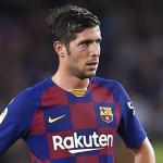 Sergi Roberto tampoco tiene asegurada su continuidad en el Barcelona / Cadenaser.com