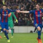 Sergi Roberto es el gran tapado de Ernesto Valverde / FC Barcelona