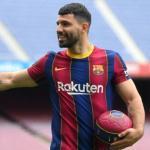 """Sergio Agüero, una pieza indispensable para la actualidad de este FC Barcelona """"Foto: AS"""""""