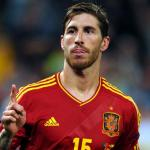 Sergio Ramos durante la pasada Eurocopa 2012/ Lainformacion.com