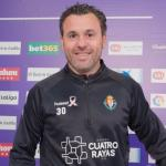 La plantilla del Valladolid confía en la continuidad de Sergio González´
