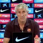 Setién pone fecha a la salida de Arthur del Barcelona / Laronda.es
