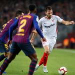"""El Sevilla no suma en los grandes campos de LaLiga """"Foto: Time Just"""""""