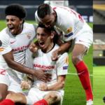 """El duelo más importante e interesante del Sevilla-Inter """"Foto: AS"""""""