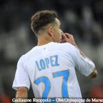 Maxime López en un partido con el Marsella. / hitc.com