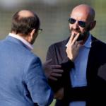 """""""Los tres centrocampistas en la agenda del Sevilla. Foto: Getty Images"""""""