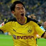 Shinji Kagawa. Foto: Bundesliga.com