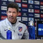 Simeone, un problema invisible para muchos en el Atlético