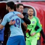 La insostenible confianza de Simeone en Diego Costa