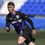 Alexander Szymanowski consigue la nacionalidad española / CD Leganés