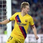 Ten Hag critica al Barça por De Jong / Besoccer.com