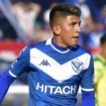 El Leeds le quiere quitar el fichaje de Thiago Almada al Valencia   FOTO: VÉLEZ