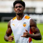 """Thierry Correia renueva con el Valencia CF """"Foto: TimeJust"""""""