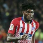 Thomas se hace imprescindible en el Atlético / Okdiario.com