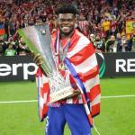 Thomas deja en el aire su futuro en el Atlético de Madrid