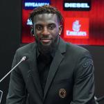 Tiémoué Bakayoko entra en los planes del Sevilla / ACMilan.com