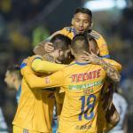 Los 5 jugadores de Tigres que están en la rampa de salida. Foto: impacto.mx