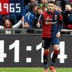 Tonny Sanabria entre el Genoa y el Granada. Foto: Estadio Deportivo