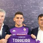 OFICIAL: La Fiorentina cierra la cesión de Lucas Torreira