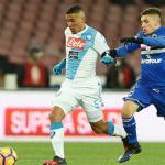 """El Napoli ya prepara su primer refuerzo invernal: Lucas Torreira """"Foto: Zimbio"""""""