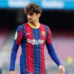 Trincao sonríe lejos del Barcelona / FCBarcelonanoticias.com