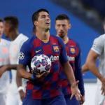 ¿Trueque Luis Suárez por Van de Beek?. Foto: Momento 24