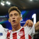 "Napoli e Inter batallan por la última promesa griega ""Foto: Transfermarkt"""