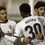 """El Valencia CF cierra su primer fichaje del 2021 """"Foto: Lasprovincias.es"""""""
