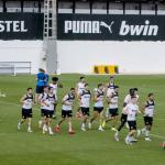 El Valencia tiene en la mira a su nuevo central |FOTO: VALENCIA