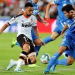 Coquelin en un partido con el Valencia. / es.besoccer.com