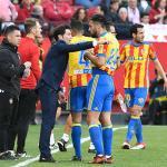 Valencia y Sevilla tratan de fichar a Samu Castillejo / Valenciacf