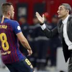 Valverde quiere vender a Arthur para hacer caja. Foto: Twitter