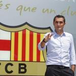 Valverde / Barcelona