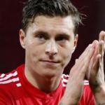 """Victor Lindelof apunta a una salida del Manchester United """"Foto: Eurosport"""""""