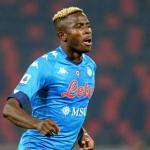 """El rendimiento escandaloso de Victor Osimhen en el SSC Napoli """"Foto: Soy Calcio"""""""