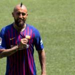 Arturo Vidal se deja querer por Boca Juniors