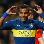 """Sebastián Villa tiene pie y medio fuera de Boca Juniors """"Foto: Olé"""""""