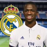 Vinicius, el talismán del Real Madrid. Foto: Marca