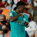 La razón del gran rendimiento de Vinícius Júnior