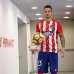 Vitolo está ganándose la confianza de Simeone / Atléticodemadrid.com