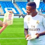 """La carta de Vinícius en FIFA 21 crea mucho debate entre los fans """"Foto: YouTube"""""""