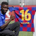 Moussa Wagué se convierte en el recambio de Nélson Semedo / FC Barcelona