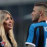 Wanda Nara y Mauro Icardi. / goal.com